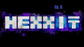 Hexxit Ep. 5- Longsword or Cutlass?