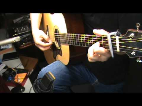 DENISE-vocal harmony -RANDY AND THE RAINBOWS-chords- fingerstyle