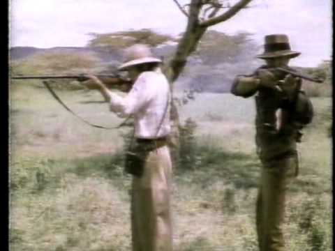 Out of Africa 1985 TV trailer