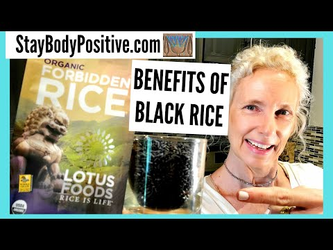 Forbidden Black Rice Health Benefits, Cost, Taste and Where to Find It