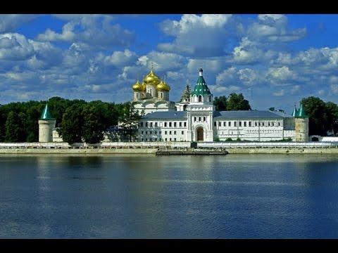 Кострома - Плёс - Иваново 2014