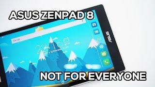 Asus Zenpad 8 Z380KL Review Indonesia - Untuk Kalangan Tertentu