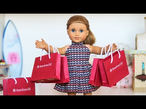 American Girl Doll Haul -Retired Items!- Girl Of The Year And Historical