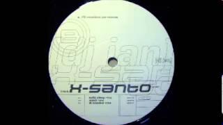 DJ JAN - X - SANTO (SOLID SLEEP REMIX)