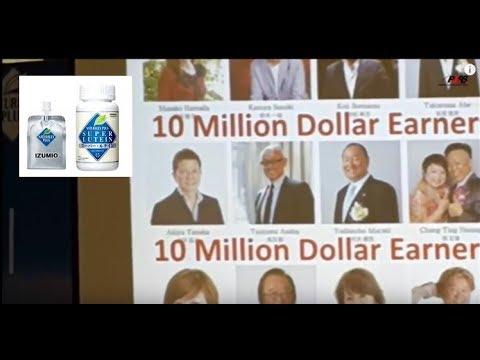 Naturally Plus -Testimoni Bisnis oleh CFC Master Djohnson Tjandra - S Lutena