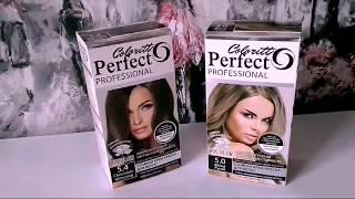 Фикс прайс: а ОНА PERFECTO!!! Тест краски для волос. Обзор, новиночки.