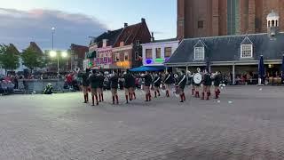 Trompetterkorps Alkmaar Taptoe Amersfoort 2019 Show Een Dag deel 2