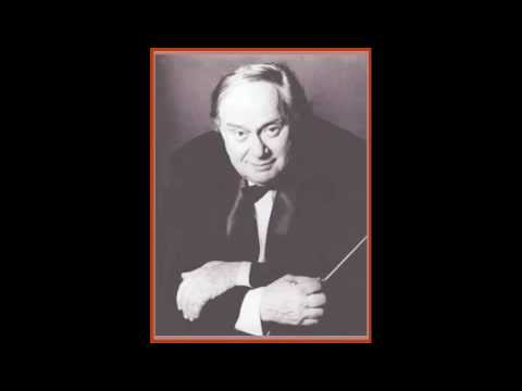 Sidney Harth - Mozart Violin Concerto A Major - 1st Movement  - Crakow RTV Symphony