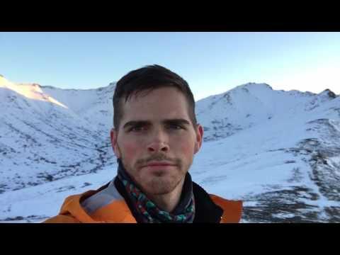 Exploring The Chugach mountains