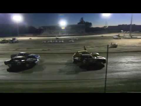 6-17-2017 Mini Stock Main Event