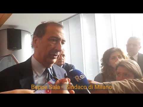 """Beppe Sala: """"Non sento impellente la questione sicurezza"""""""
