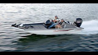 Triton 18 C TX Aluminum Crappie Boat