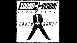 DAVID BOWIE Sound Vision Tour Nijmegen 1990