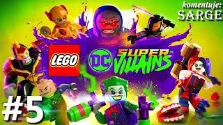 Zagrajmy w LEGO DC Super Złoczyńcy [PS4 Pro] odc. 5 - No to narka, Arkham