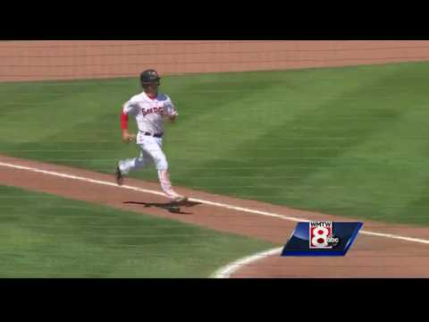 Sea Dogs win, Ryan Flaherty to rehab at Hadlock on Friday
