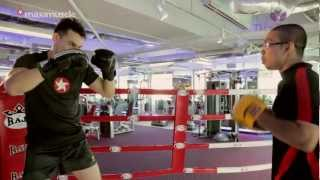 Kickboxing Personal Training @ True Fitness - Maxinutrition New Body Challenge(, 2012-08-09T09:08:32.000Z)