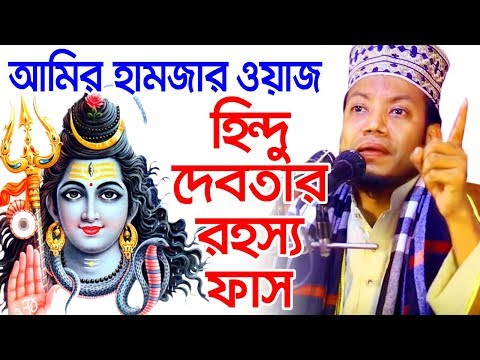 Bangla Waz Amir hamza New Waz 2019 হিন্দু দেবতার রহস্য ফাস আমির হামজা ওয়াজ ২০১৯ download waz mp3