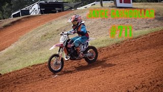 Jayce Cashdollar #711 at Swan MX 2016 Pro Challenge