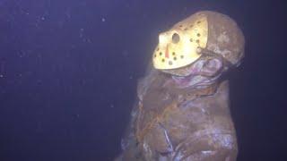 11 MIND BLOWING Underwater Statues!