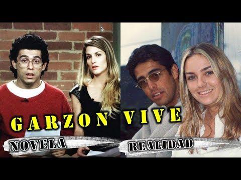 Garzón Vive - Actores y Personajes de la Vida Real | Sorprendente el Parecido