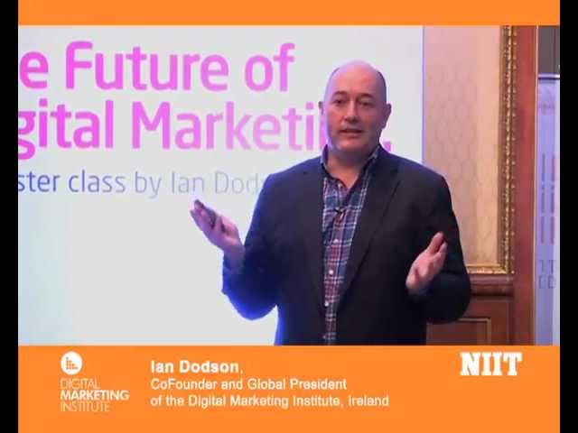 Mobile is the Future of Digital Marketing - YouTube