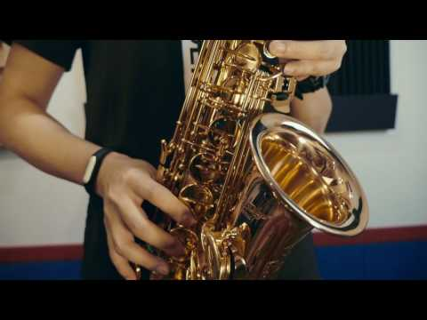 Phosphorus Copper Saxophone