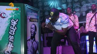 #pasuma performance at #felabration 2017  (nigerian music & entertainment)