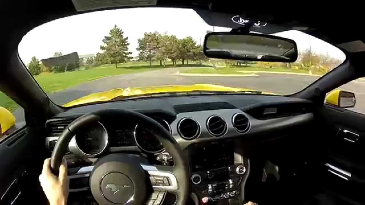 Ford Mustang Gt Test Drive
