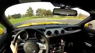 2015 Ford Mustang GT Premium - WR TV POV Test Drive