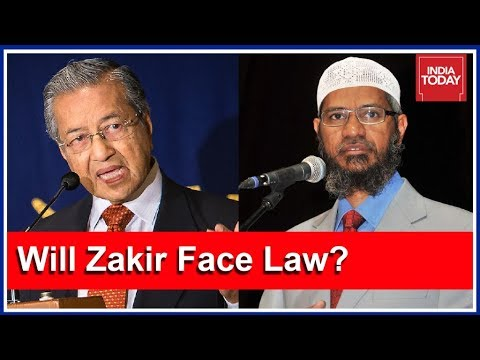 Malaysian PM Says Zakir Naik Will Not Be Deported To India