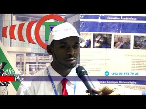 Afrique Environement Plus - Stand TELE CONGO / ENERGIES 2050