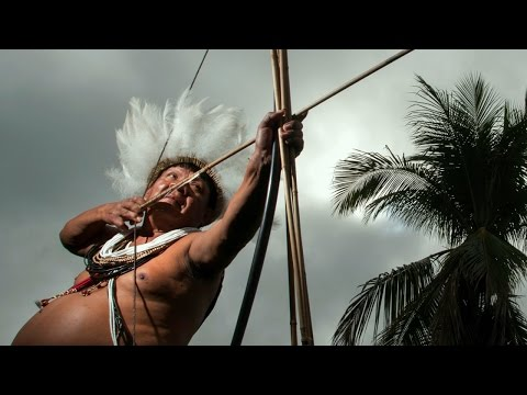 See How This Ancient Tribe Uses Modern Technology To Protect Their Land
