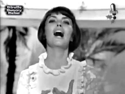 1970) Mireille Mathieu Pardonne moi ce caprice d'enfant