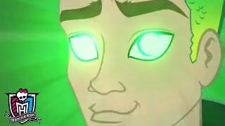 Monster High România💜Creatura suplinitoare💜Capitol 1 💜Desene animate pentru copii