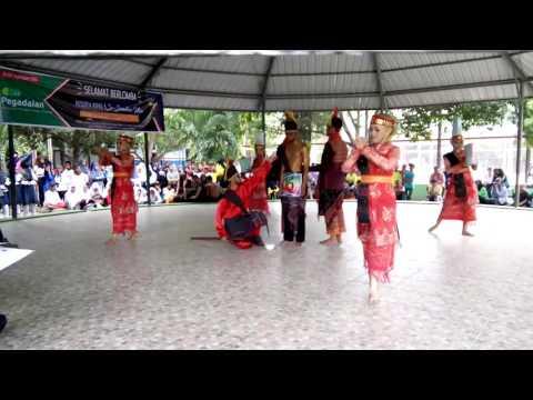 Juara 1 tari tingkat provinsi sumatera utara (SMAN 2 TEBING TINGGI)