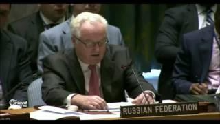 روسيا تقرر وقف القصف على حلب