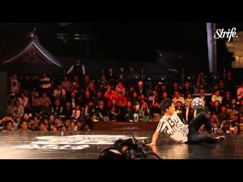 Tokura Freestyle Footballer | STRIFE. | Redbull BC One Asia Pacific Finals