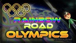 [MKWii] Rainbow Road Olympics