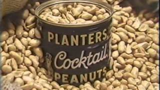 "Planters Peanuts - :30 TV ""First Class"""