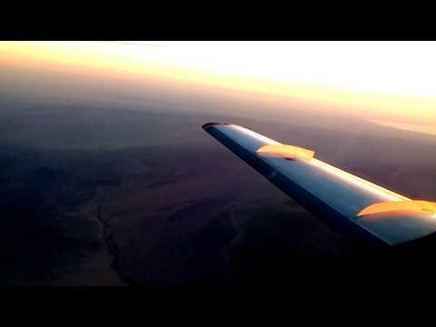 Video from Cockpit Pilot POV from Phenom 100 Private Jet