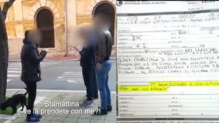 """Non raccoglie la cacca del suo cane, 300 euro di multa: Decaro """"felice"""" su Facebook"""