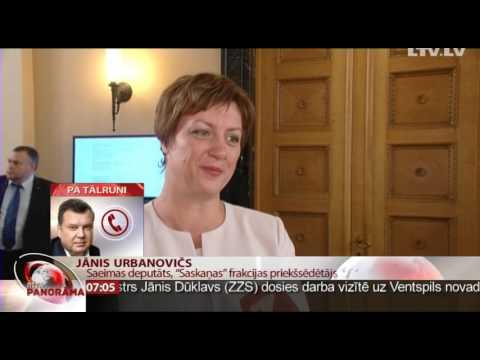 Telefonintervija ar Jāni Urbanoviču