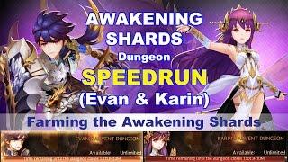 Seven Knights - Awaken Shards Dungeon (Speedrun)