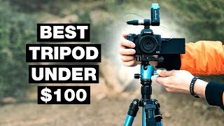 Best Tripod Under $100? (Mactrem Tripod Review)