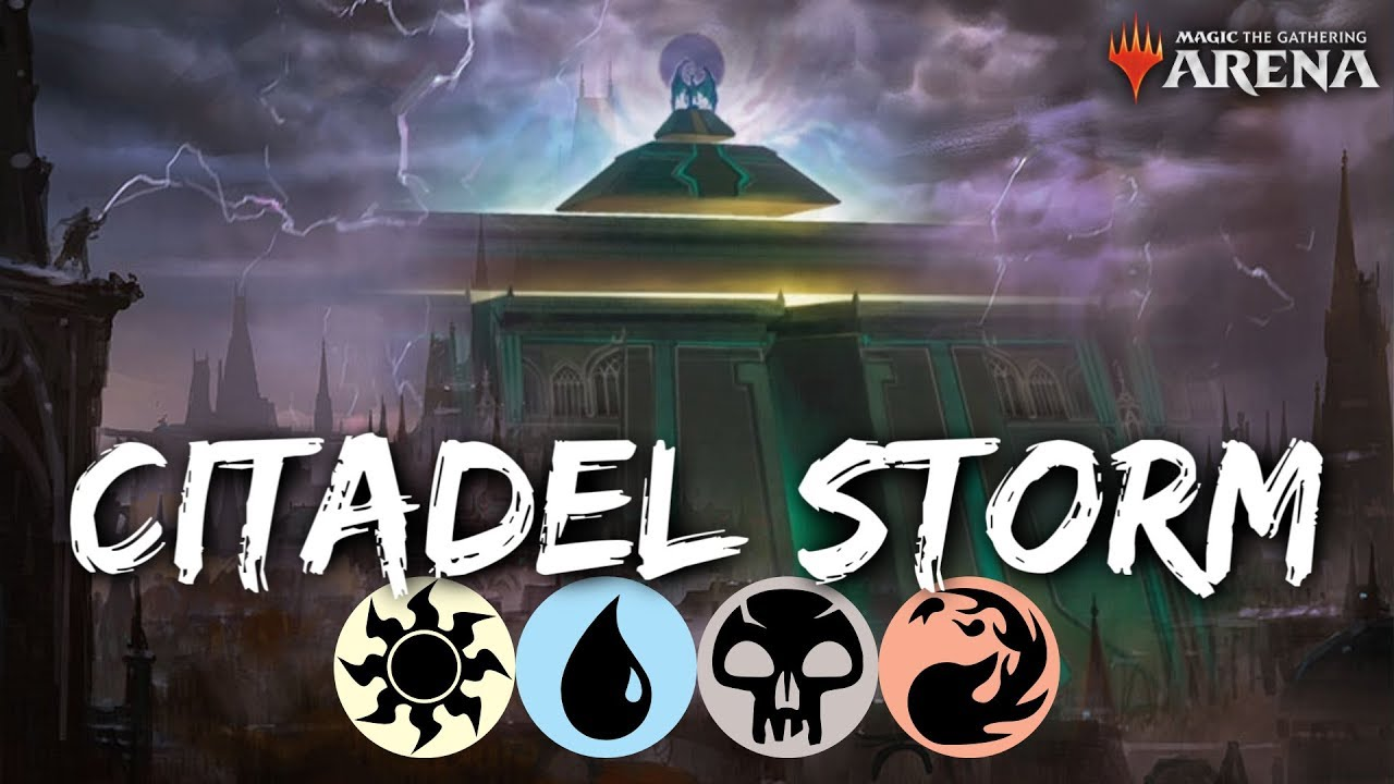 CITADEL STORM [MTG Arena] | 4c Thousand-Year Combo Deck in