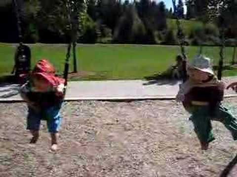 swinging friends