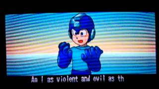 Mega Man Anniversary edition, The Power Fighters (Proto Man Mega Man ending)