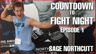 Sage Northcutt UFC Fight Night Virginia Ep.1