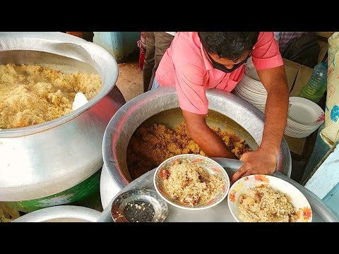 Royal Biryani | Best Biryani In The City Of Dhaka | Roadside Famous Biryani Shop
