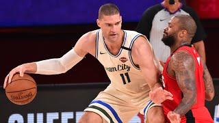Highlights: Bucks 116 - Rockets 120 | 8.2.20